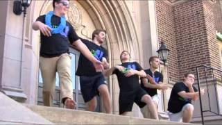 Mercyhurst Student Government Call Me Maybe Lip Dub 2012/2013