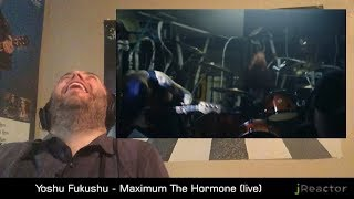 Maximum The Hormone - Yoshu Fukushu REACTION!