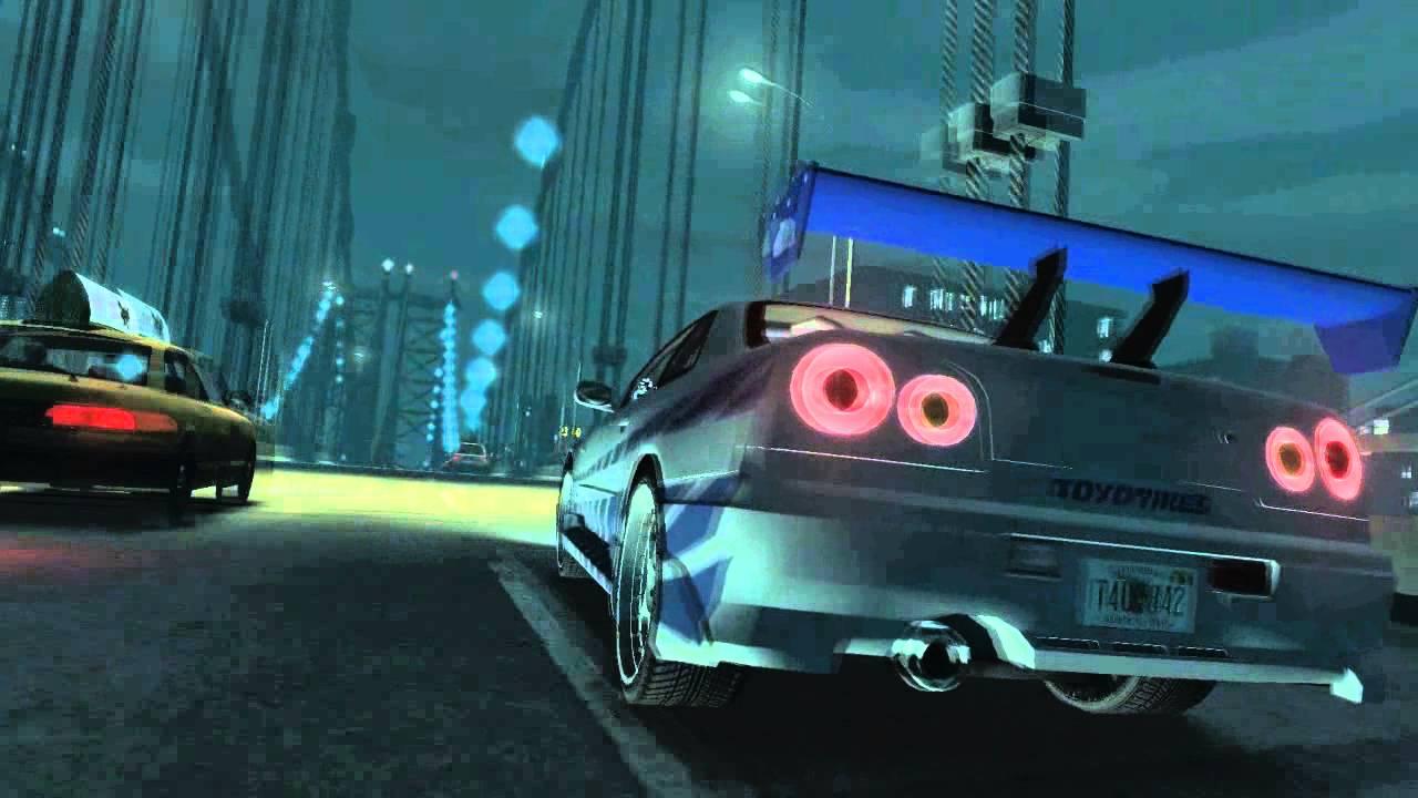 GTA IV: U00272 Fast 2 Furi.