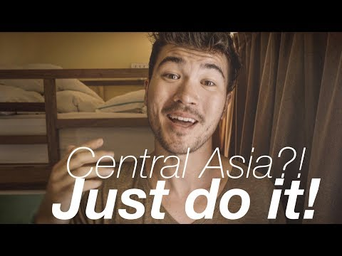 Traveling in Central Asia: Impressions, Experiences and Tips (w/ Timecodes)