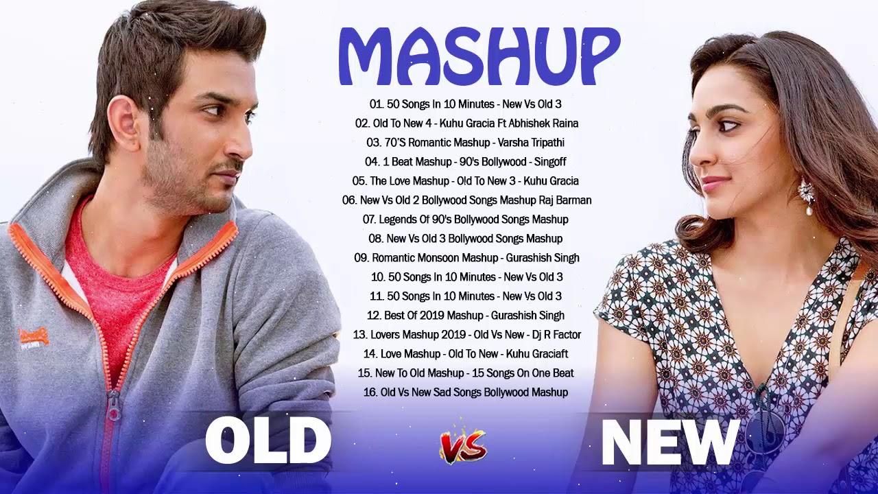 Old Vs New Bollywood Mashup Songs 2020 - R.I.P Sushant Singh Rajput -Latest Old Hindi Songs Mashup