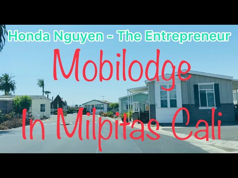 Mobilodge Mobile Home Park In Milpitas Cali Bay Area