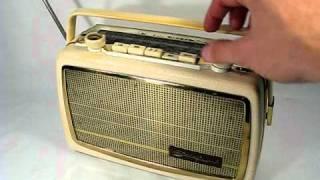 Südfunk transistor radio