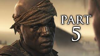 Assassin's Creed 4 Black Flag Gameplay Walkthrough Part 5 - Treasure Fleet (AC4)