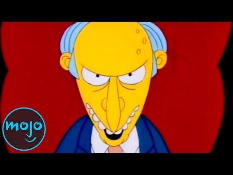Top 10 Worst Things Mr. Burns Has Done