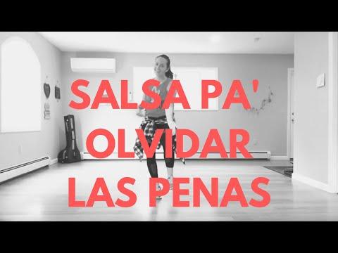 Salsa Pa' Olvidar las Penas  Zumba Choreography  Zin 76