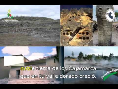 Himno Region Cajamarca