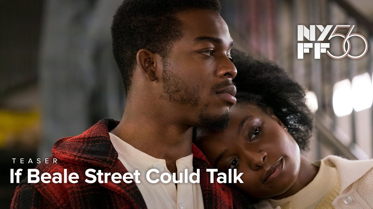 If Beale Street Could Talk | Teaser | NYFF56