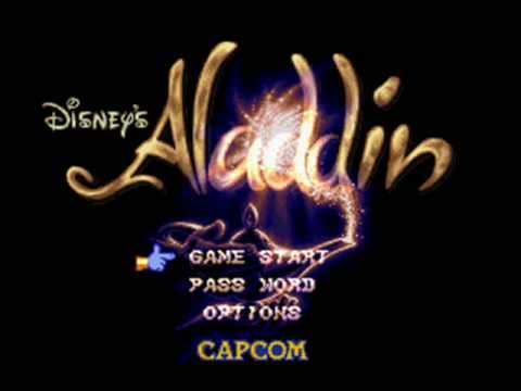Aladdin SNES Level One Music