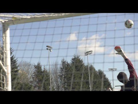 30-SEC HIGHLIGHTS - Sounders FC2 vs. University of Portland Pilots, Feb 21, 2015