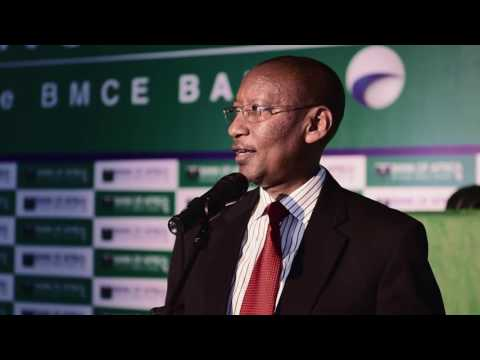 Governor's remarks at  the Official launch of Bank of Africa Rwanda