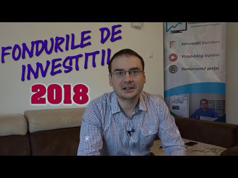 In ce investesc fondurile de investitii in 2018?