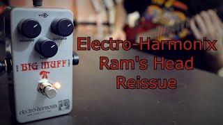 Electro-Harmonix Ram's Head Big Muff Reissue