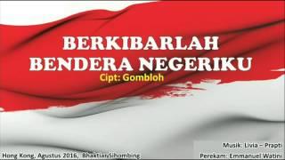 BERKIBARLAH BENDERA NEGERIKU (Karaoke); Dirgahayu NKRI