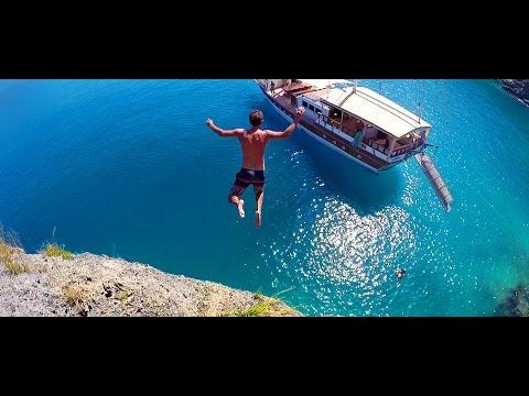 Our Brilliant Alaturka Blue Cruise in Turkey HD