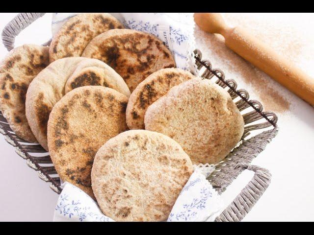 مطبخ اسيا - خبز بلدي  +  خبز صاج - الجزء الأول