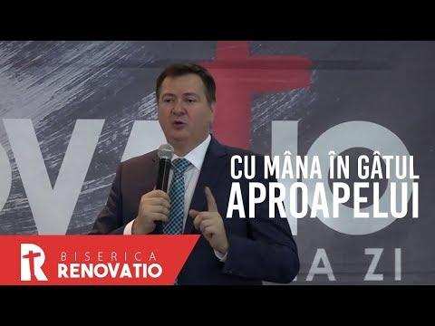 Florin Ianovici - Cu mâna în gâtul aproapelui  | BISERICA RENOVATIO
