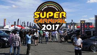 WAGONIST SUPER CARNIVAL 2017 WAGONIST(MiniVan)・HIACE-STYLE・K-STYLE
