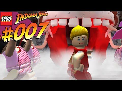 LEGO INDIANA JONES #007 Der Tempel des Todes ★ Let's Play LEGO Indiana Jones [Deutsch]