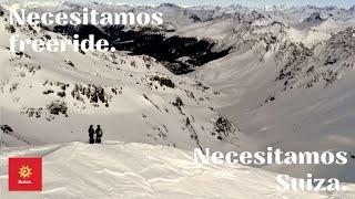 Safari de esquí Lenzerheide: sugerencia secreta para freeriders