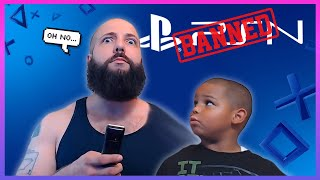I Got Banned From Playstation Network, Time To Call Them!!