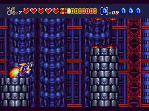 Sparkster - Stage 5: King Gedol's Realm Part 1/2
