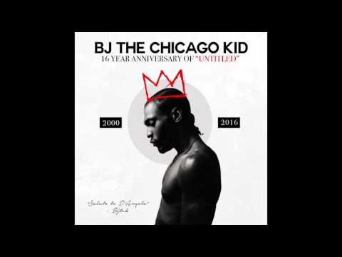 D'Angelo - Untitled (How Does It Feel) BJ The Chicago Kid [Salute]
