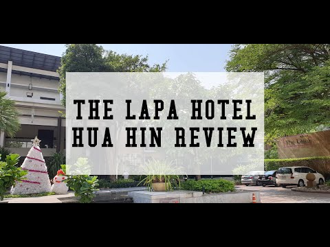 The Lapa Hotel Hua Hin Review - WHY STAY HERE?
