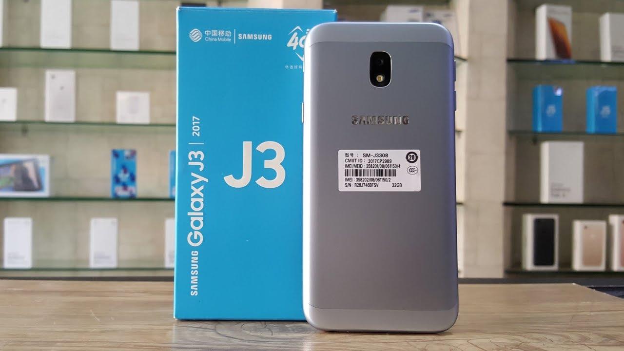 Samsung Galaxy J3 2017 3Gb Ram | Samsung J3 2017 unboxing | J3 2017 Full Review - YouTube