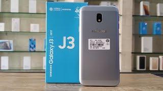 Samsung Galaxy J3 2017 3Gb Ram   Samsung J3 2017 unboxing   J3 2017 Full Review