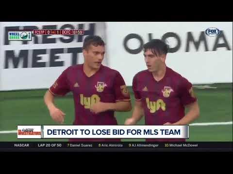 New Major League Soccer Club expected to go to Cincinnati; Detroit, Sacramento don't score