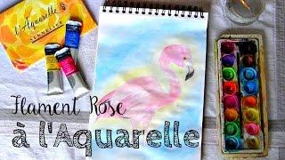 comment dessiner un flamant rose videos comment dessiner un flamant rose clips. Black Bedroom Furniture Sets. Home Design Ideas