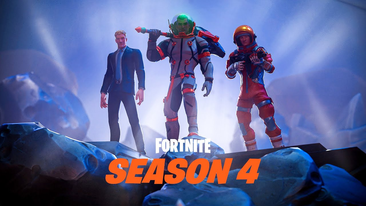 Fortnite Season 4 Trailer