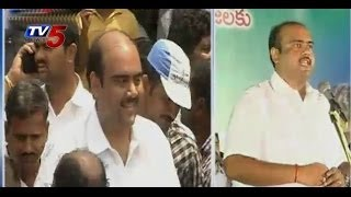 YSRC Leader Baby Nayana open Meet In  Vizianagaram