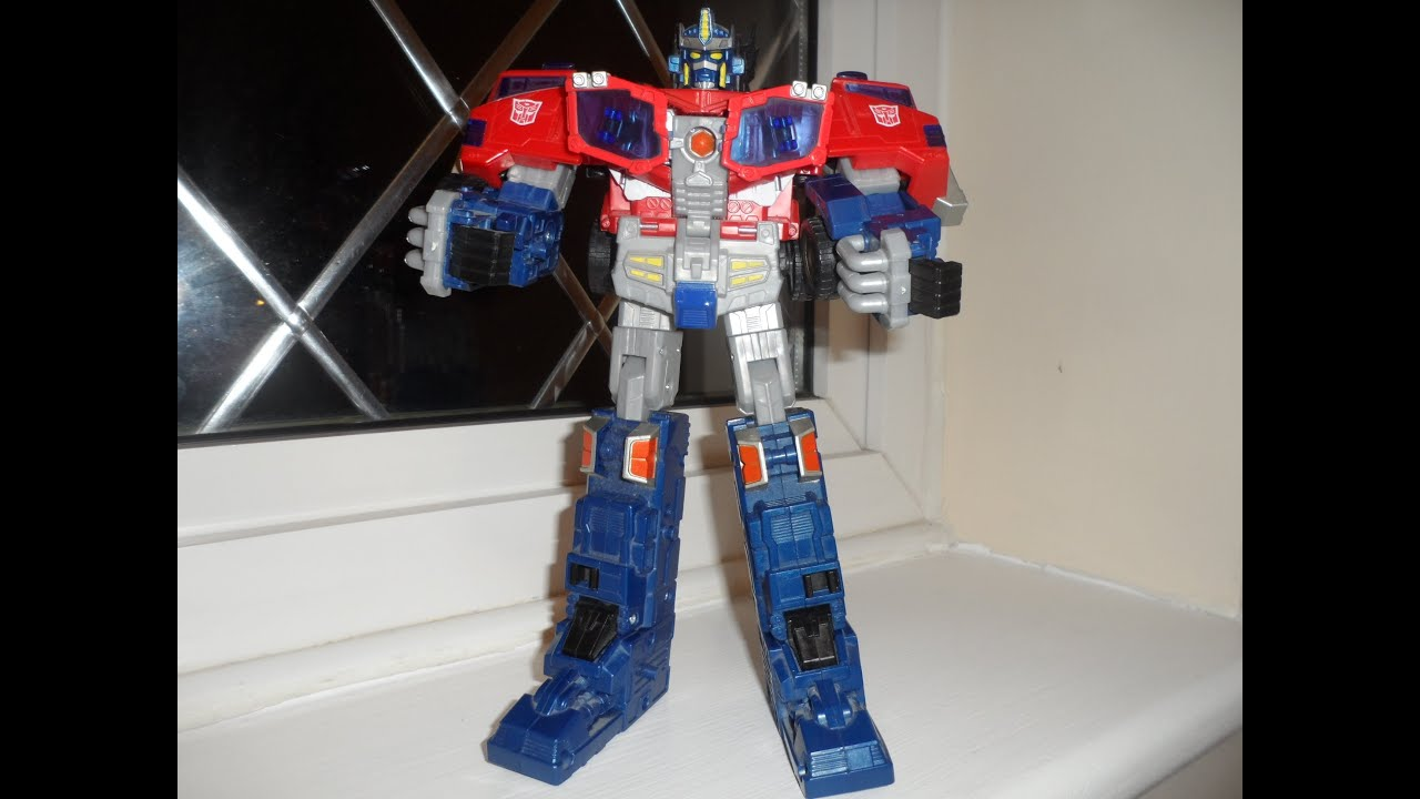 2004 TRANSFORMER VINTAGE RARE ROBOT CHANGEABLE COOL TOY TO COLLECT ...