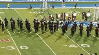 Sparkman High School Competition Band 2018 (CoC)