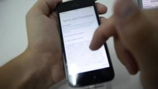 Активация iPhone 5S, первое включение iPhone | iPhone 5S first boot(Активация iPhone 5S! В этом видео я первый раз включаю свой первый iPhone, а так же настраиваю базовые настройки..., 2013-11-21T13:30:14.000Z)