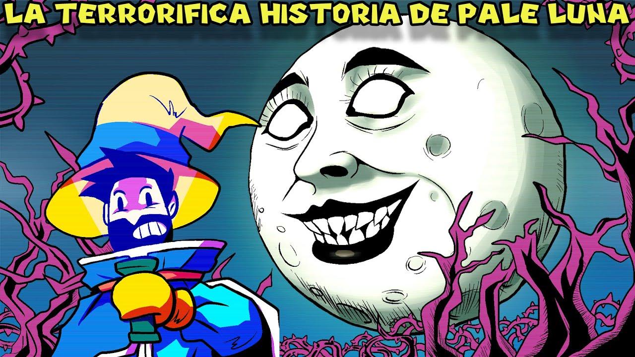 La ATERRADORA HISTORIA de PALE LUNA (Creepypasta de Videojuegos) - Pepe El Mago