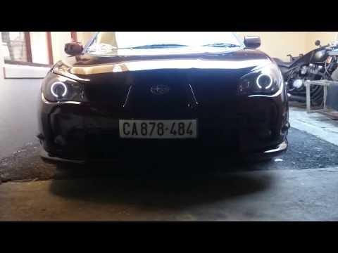 Josh new lights by Zeetech Customs Capetown