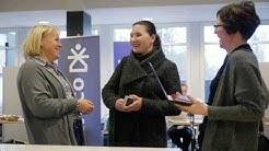 Rakennuslehden ja RIA:n yrityspäiväkiertue ammattikorkeakouluissa