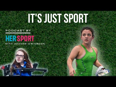 It's Just Sport: A League of Her Own   Nicole Turner (Ep 16)