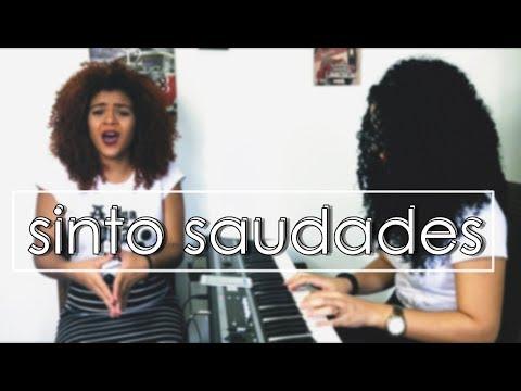 Sinto saudades - Música nova Thalita Pimentel / Catarina Santos
