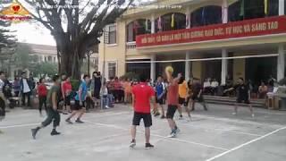 Khi thầy giáo chơi bóng chuyền hơi Set 1│Steam male volleyball teacher Set 1