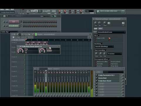 how to create a bassline fl studio