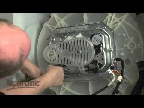 Whirlpool Top-Load Washing Machine Disassembly