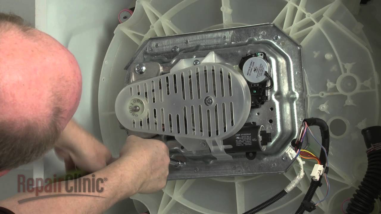Whirlpool Top Load Washing Machine Disassembly Repair