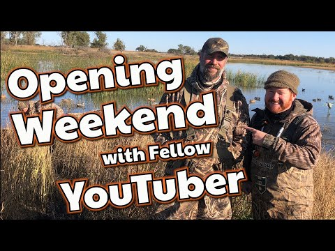 Kansas Opening Weekend | With Freelance Duck Hunting