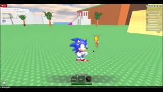 SonicFan412's ROBLOX video