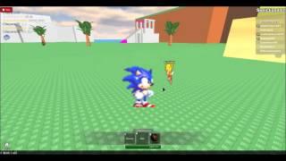 SonicFan412's ROBLOX video