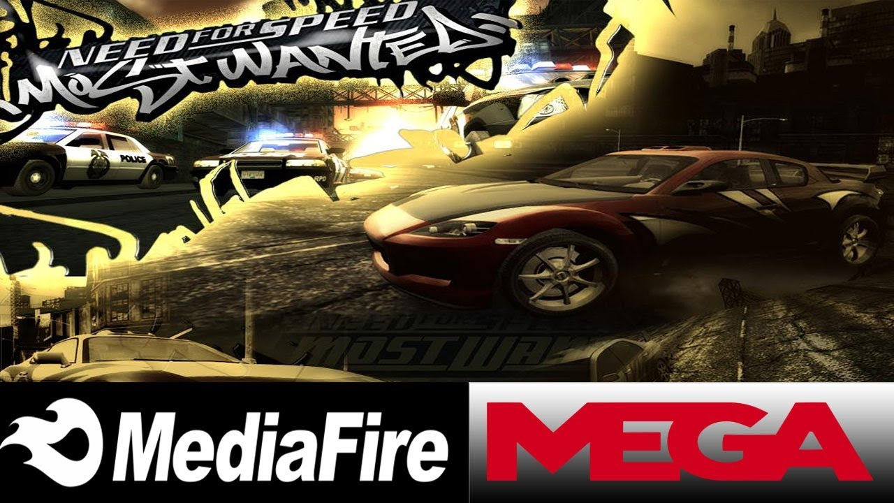 85/5000 Download Need For Speed Most Wanted For PC | PORTABLE IN SPANISH  (MEDIAFIRE AND MEGA)